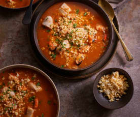 Sopa de peixe XL