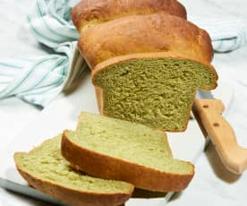 Vegan Tangzhong Bread