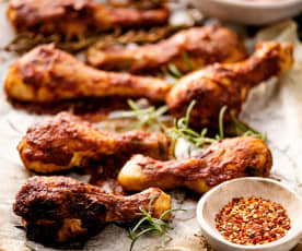 Pollo alla giamaicana (Jamaican jerk chicken)