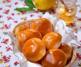 Panini limone e miele