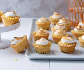 Minitartaletas de lemon pie