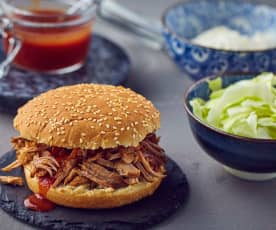 Pulled pork a Cottura Lenta
