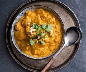 Murgh makhani (Butter chicken - TM6)