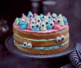 Monster-Torte