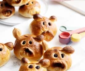 Bollos de cerdo TM6