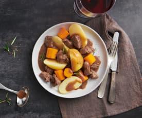 Ragoût de bœuf au balsamique