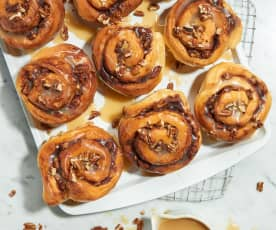 Maple Caramel Rolls