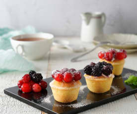 綜合野莓水果塔(30個)