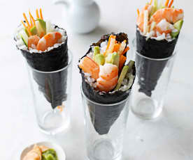 Temaki sushi (TM6)