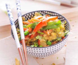 Asiatisches Gemüse