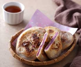 山藥紫薯煎餅