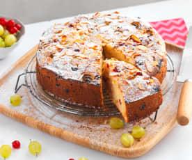 Gâteau aux groseilles à maquereau