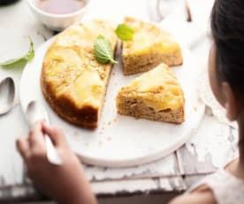 Gâteau moelleux au cidre
