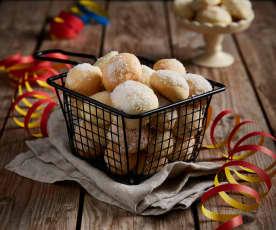 Castagnole al forno (senza glutine)