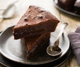 Fondant minute au chocolat