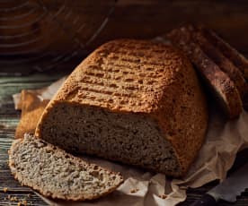 Hafer-Körner-Brot
