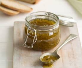 Courgette & Ginger Marmalade