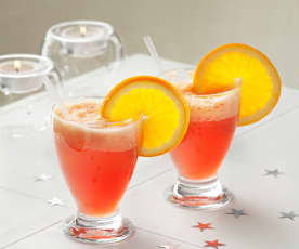 Cranberry and Orange Cocktail