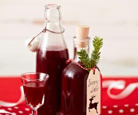 Liquore ai frutti di bosco