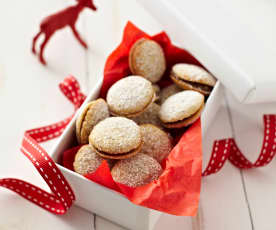Nougat Biscuits
