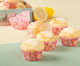 Muffin al limone (senza glutine)