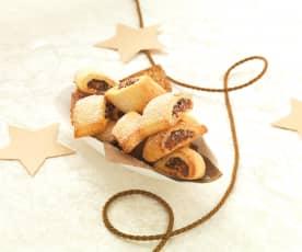 Biscuits italiens aux fruits secs