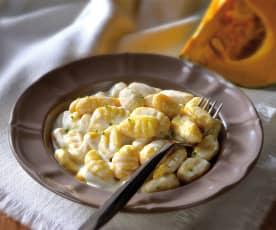Gnocchi with Taleggio Cheese