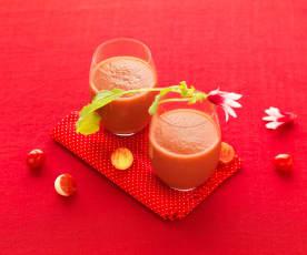 Apple and Radish Juice