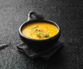 Soupe de sorcière crabe coco