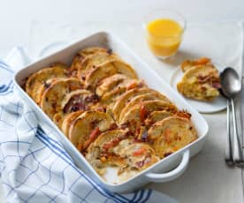 Sunday Morning Breakfast Bake