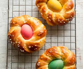 Italský velikonoční chléb