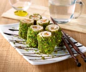 Sushi di pollo