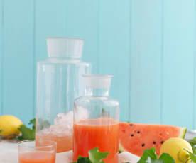 Limonada de melancia
