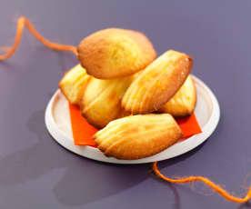 Madeleines à l'orange