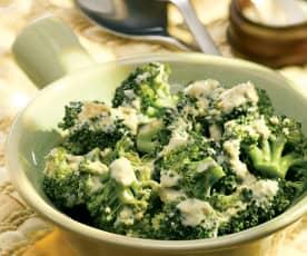 Brokolice v jemné cizrnové omáčce
