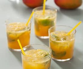 Mango-Caipirinha