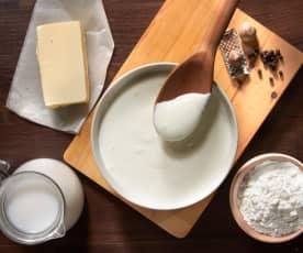 Besciamella (senza glutine)