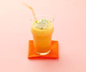 Gaspacho carotte-orange