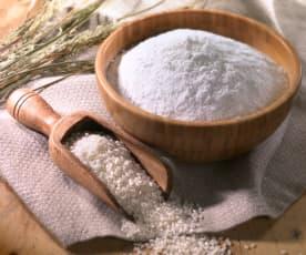 Mix di farine per impasti salati (senza glutine)