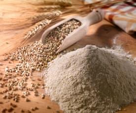 Farina di grano saraceno (senza glutine)