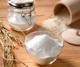 Farina di riso (senza glutine)