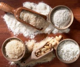 Mix di farine per dolci (senza glutine)