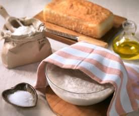 Pasta per pane veloce (senza glutine)