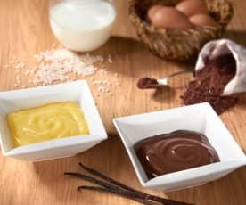 Crema Bimby (senza glutine e senza lattosio)
