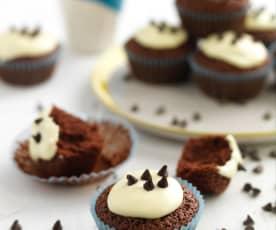 Cupcakes ouriço