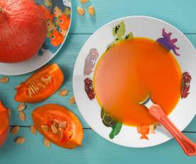 Polévka oranžová z dýně