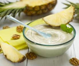 Ananasová pěna