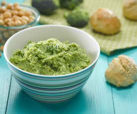 Brokolicová pomazánka