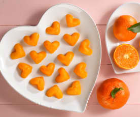 Mandarinkové amarouny