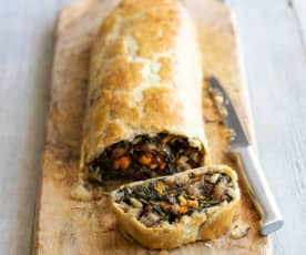 Veggie Wellington